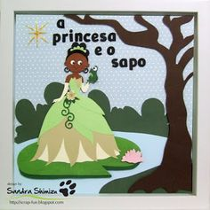 fun-ideas handmade: The Princess and the Frog