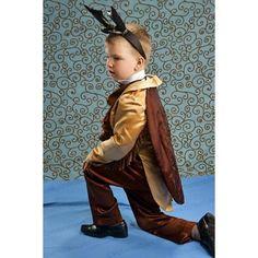 Новогодний детский костюм жук