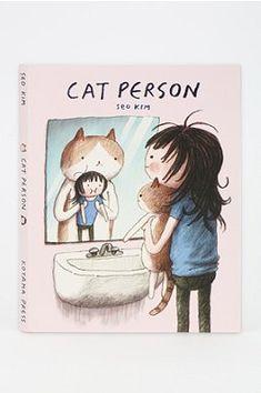 Cat Person By Seo Kim l #illustration