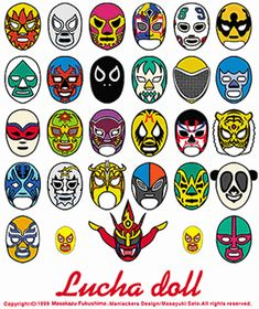 The Royal Rumbler: Mucha Lucha Libre