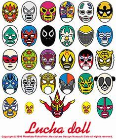 The Royal Rumbler: Mucha Lucha Libre