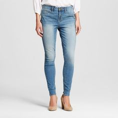 Women's Mid-rise Jegging (Curvy Fit) Light Wash