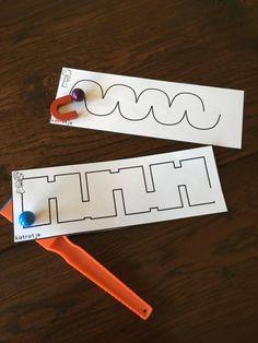 spelen met magneten