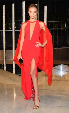 Pin for Later: See All the CFDA Awards Glamour Straight From the Red Carpet Natasha Poly