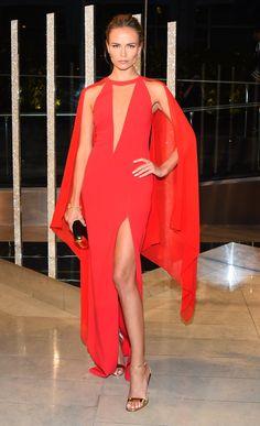 Pin for Later: Les CFDA Awards Remportent le Prix Pour Tapis Rouge le Plus Chic de L'année Natasha Poly
