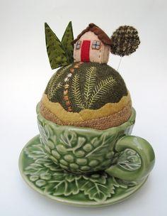 wonderful pincushion whimsy!