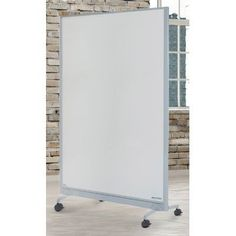Martack Specialties Mobile Whiteboard Size: 4.17' H x 5' W