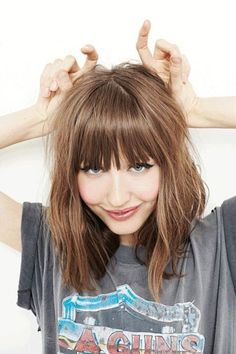Astounding 50 Best Bangs Hairstyles https://www.fashiotopia.com/2017/04/20/50-best-bangs-hairstyles/ A nicely sculpted fringe is essential have accessory for a great many style bunnies. It merely is contingent on the individual, their sense of style a...