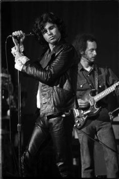 """""""Well, man, we can play music all night, but that's not what you really want, you want something more, something greater than you've ever seen, right?"""" - Jim Morrison to a crowd in 1968."""