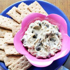 Skinny Cookie Dough Dip Made From Chickpeas! #Yummy #Sweet #Healthy #Easy #Recipes #Dessert #Snack