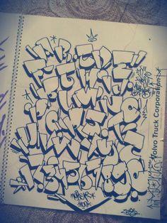 Letters Graffiti Lettering Fonts, Graffiti Text, Graffiti Tagging, Lettering Styles, Lettering Design, Street Art, Street Graffiti, Grafitti Alphabet, Tattoo Fonts