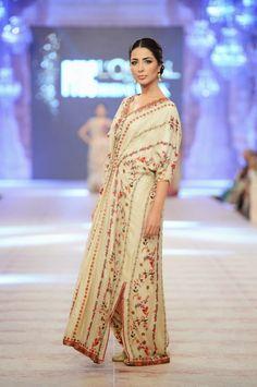 Misha Lakhani -  Pakistan Bridal Fashion Week - PLBW 2014