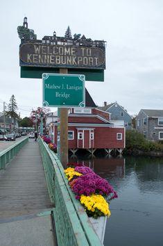2013 Road Trip 8, Boothbay Harbor nach Kennebunkport