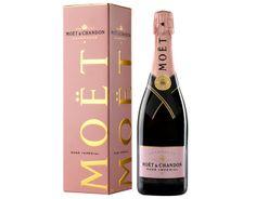 Moët Rosé Impérial champagne, Moët & Chandon at SAQ $76.50 / Champagne Moët Rosé Impérial, Moët & Chandon à la SAQ 76,50 $