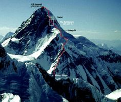 K2. Hiking Rout. Photos Paysage 9565960808