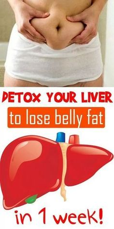 Fancy | Detox your liver to lose belly fat