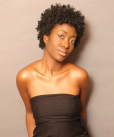 Best Natural Short Hairstyles for Black Women