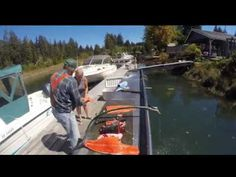 Salmon fishing in Port Renfrew, Vancouver Island, Canada – Time Lapse in HD – Shellfish Recipes Shellfish Recipes, Friday Night Lights, Salmon Fishing, Vancouver Island, Canada Travel, Salmon Recipes, Seafood Recipes