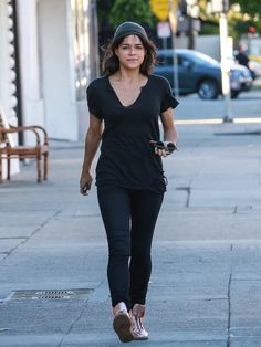 Michelle Rodriguez taking casual stroll Michelle Rodrigez, Dom And Letty, John Legend, Paul Walker, Tomboy, All In One, Love Her, Hollywood, Sporty