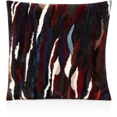 Pologeorgis Patchwork Mink Fur Pillow ($500) ❤ liked on Polyvore featuring home, home decor, throw pillows, multi, fur throw pillows, patterned throw pillows, pologeorgis and patchwork throw pillows