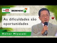15/12/2014 - SEICHO-NO-IE NA TV - As dificuldades são oportunidades