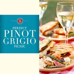 Sutter Home Pinot Grigio and picnics go together like summer and sun. Discover our tips for taking a laid-back approach to your next outing.