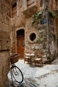 Chania ! Grete Island - Hellas