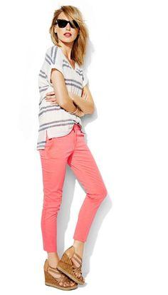 Pink + Stripes = Love