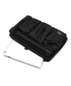 White Mountaineering×PORTER×B印 YOSHIDA Urban Supply Series:11inch PC CASE