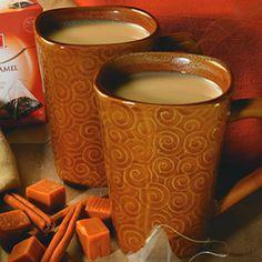 Vanilla Caramel Truffle Latte