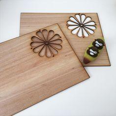 #placemats #wood#lasercut  by pame_gilbert