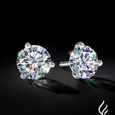 No. You have never seen color like this! Seeing is believing with Facets of Fire™ diamonds. Discover an unimaginable burst of fire and color at FACETSofFIRE.com. Diamond Earrings, Sapphire, Diamonds, Fire, Color, Jewelry, Jewlery, Bijoux, Schmuck