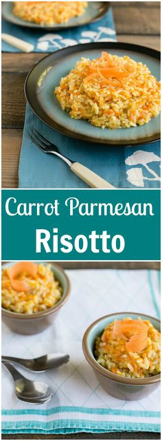 ... parmesan carrot risotto carrot rice this carrot parmesan risotto is a