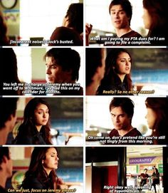 I laughed and cried during this episode...I just need Delena together...