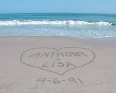 Sand Writing Art, Personalized Beach Print, Unique Valentines Day Gift, Romantic Gifts for Couples, Personalized Anniversary Gift Personalized Anniversary Gifts, Personalized Wall Art, Personalized Wedding, Sand Writing, Writing Art, Unique Valentines Day Gifts, Valentines Day Weddings, Name Art, Beach Print