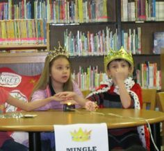 second grade fairy tale battle