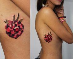 #berry #tattoo OMG I love this! <3