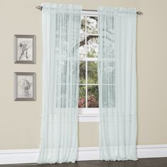 Lola Window Curtain Panels