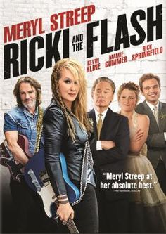 Ricki And The Flash, Movie on DVD, Comedy Movies, Drama Movies, movies coming soon, new coming soon movies