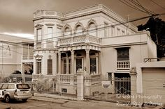 Casa Amill-Antongiorgi ~ Yauco, Puerto Rico, 1914 ~ (By ICTUS Photography, via Flickr)