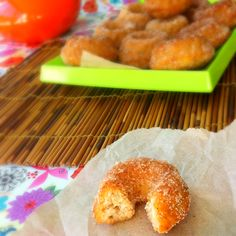 Buckwheat Donuts (and Babycakes Review)
