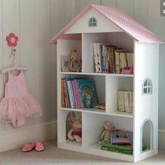 Çocuk odası için kitaplık