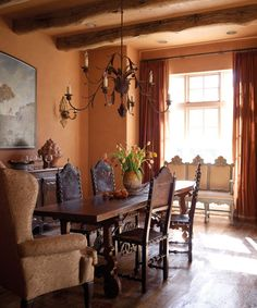 Mexican Style Dining Roomnothing About It I Dont Love
