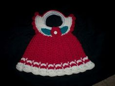 Crochet Dress Bag Pattern