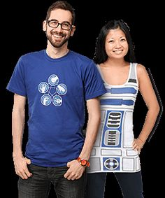 ThinkGeek :: Join In. Geek Out.