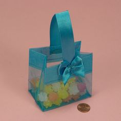 Wedding Favour bag with bow