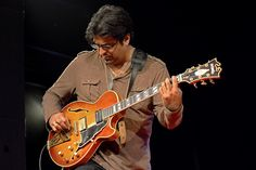 With His Band, Invocation, Guitarist Rez Abbasi Puts an Indian Spin on Jazz