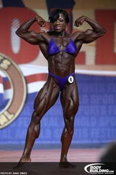 2013 Ms. International Finals: Iris Kyle Wins Her 7th In Style - http://Bodybuilding.com