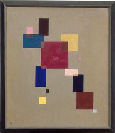 "Kandinski ""Thirteen Rectangles"" - Style ""Abstract Art"" - WikiArt.org"