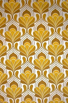 retro textured wallpaper best vintage images on groomsmen original retro wallpaper vinyl from the sixties seventies a unique collection of original to wallpapers for sale really like the motif retro o Vintage Wallpaper Patterns, Retro Wallpaper, Home Wallpaper, Pattern Wallpaper, Vintage Patterns, Vintage Wallpapers, Wallpaper Designs, Vintage Pattern Design, Art Nouveau Wallpaper